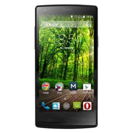 Смартфон Fly IQ4505 QUAD Era Life 7 Black