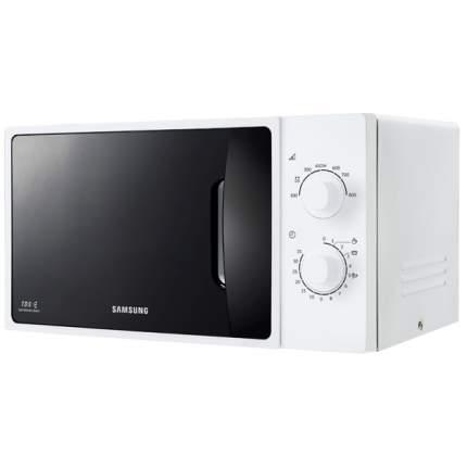Микроволновая печь соло Samsung ME81ARW black/white