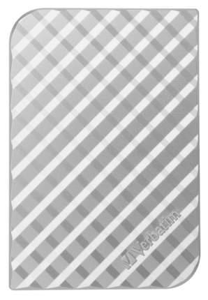 Внешний диск HDD Verbatim Store 'n' Go Style 500 GB Silver (53196)