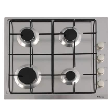 Встраиваемая варочная панель газовая Hansa BHGI61015 Silver