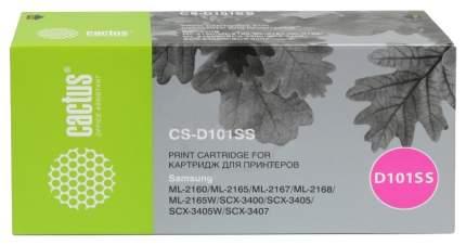 Тонер-картридж Cactus CS-D101SS Черный