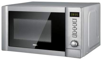 Микроволновая печь с грилем BBK 20MWG-730T/BX silver/black