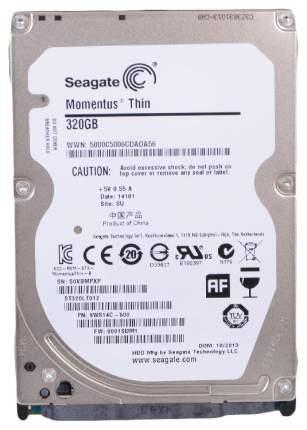 Внутренний жесткий диск Seagate momentus Thin 320GB (ST320LT012)