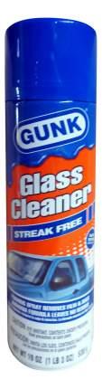 Очиститель стекол GUNK Glass Cleaner Liquid (with Ammonia) Aerosol (538гр)