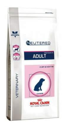 Сухой корм для собак ROYAL CANIN Vet Diet Neutered Adult, птица, 3.5кг