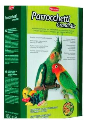 Основной корм Padovan для средних попугаев 850 г