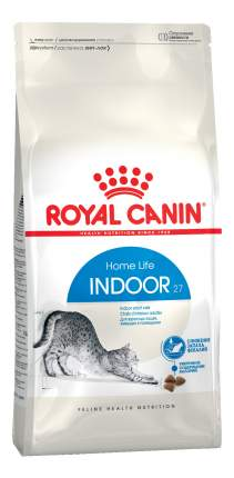 Сухой корм для кошек ROYAL CANIN Home Life Indoor, для домашних, домашняя птица, 10кг