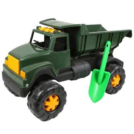 Автомобиль+лопатка RT интер BIG ОР191А хаки (5329)