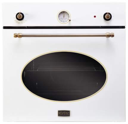 Встраиваемый газовый духовой шкаф Korting OGG742CRSI White