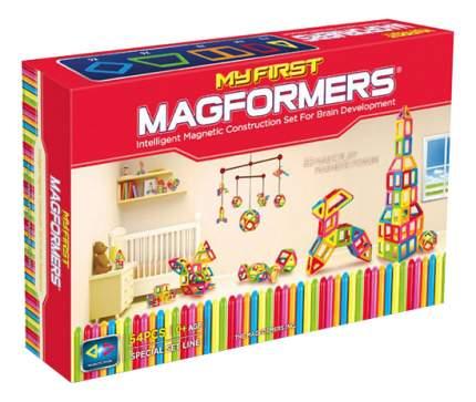 Конструктор Magformers Магнитный 54 детали My first
