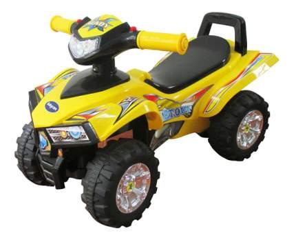 Каталка Baby Care Super ATV yellow