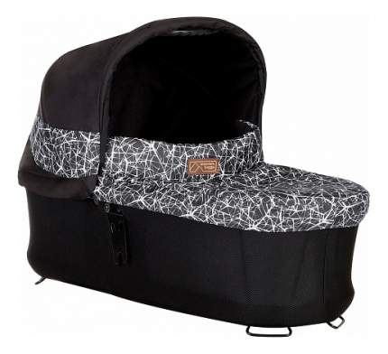 Люлька Mountain Buggy Terrain Carrycot Plus Graphite