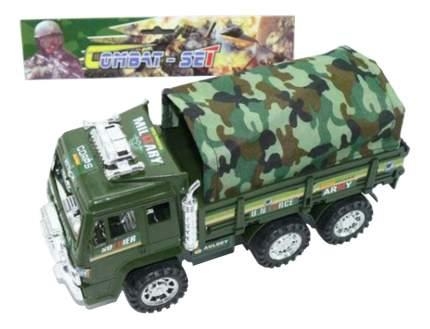 Машинка инерционная С-Трейд Военный грузовик