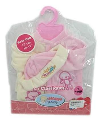 Повседневная одежда Shantou Gepai Warm Baby для куклы ростом 42 см