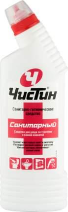Санитарно-гигиеническое средство для туалета и ванной Чистин санитарный 750 г