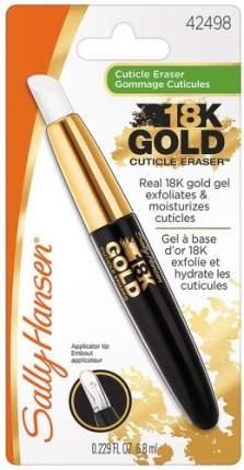 Средство для пилинга кутикулы SALLY HANSEN 18K Gold Cuticle Eraser
