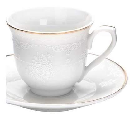 Кофейный сервиз LORAINE 12 предметов 80 мл