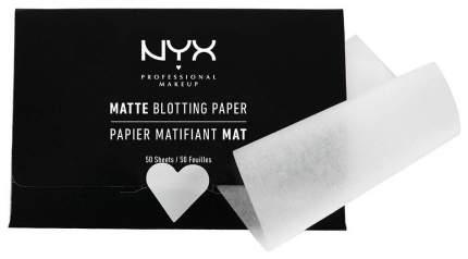 Матирующие салфетки NYX Professional Makeup Matte Blotting Paper 50 шт