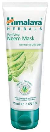 Маска для лица Himalaya Herbals Purifying Neem Mask 75 мл