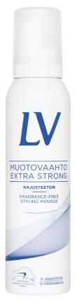 Мусс для волос LV Muotovaahto extra strong 150 мл