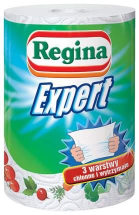 Бумажные полотенца Regina expert трехслойные 23*23 см 1 штука
