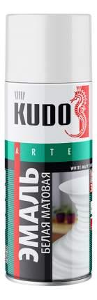 Эмаль универсальная матовая KUDO ,520 мл