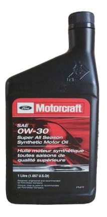 Моторное масло Ford Motorcraft Super All Season 0W-30 1л