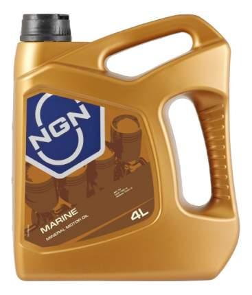 Моторное масло NGN Marine 5W-40 4л