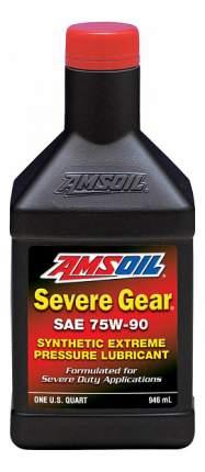 Трансмиссионное масло AMSOIL 75w90 0.946л SVGQT