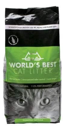 Комкующийся наполнитель World's Best кукурузный, 3.18 кг, 7 л
