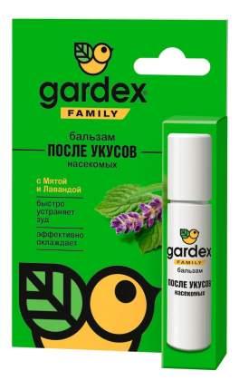 Средство от укусов насекомых Gardex Family 7 мл