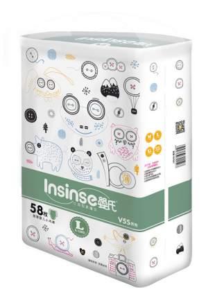 Подгузники INSINSE V5S трусики (9-13кг) 58 шт. L (4)