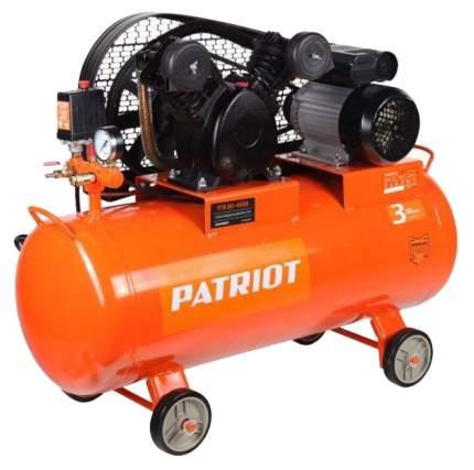 Ременный компрессор Patriot PTR 80-450A, Ременной, 220В, 2 кВт, мм, 525306312