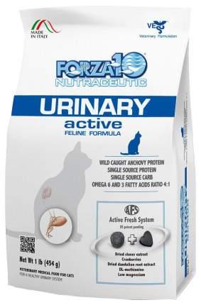 Сухой корм для кошек Forza10 Activ Line Urinary, при МКБ, рыба, 0,454кг