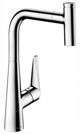 Смеситель для кухонной мойки Hansgrohe Talis Select S 300 72821000 хром