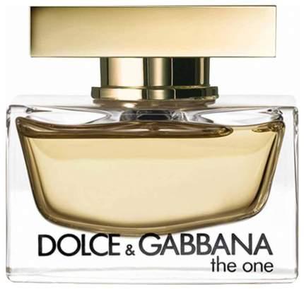 Парфюмерная вода Dolce&Gabbana The One edp 50 ml