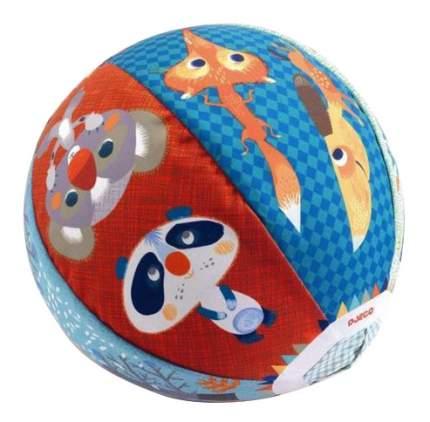 Мячик надувной Djeco Мячик Лес