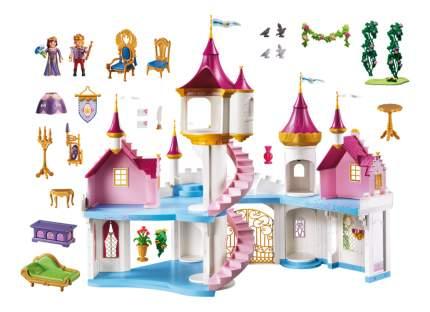 Игровой набор Playmobil PLAYMOBIL Большой замок принцессы