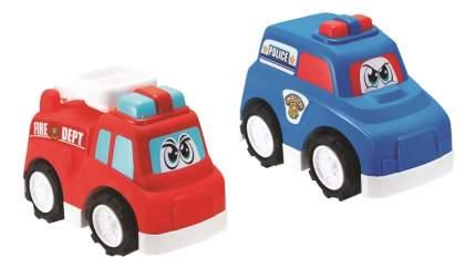 Машина спецслужбы Keenway Полиция и пожарная машина