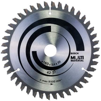 Пильный диск по дереву Bosch STD MM 160x20-42T 2608640503