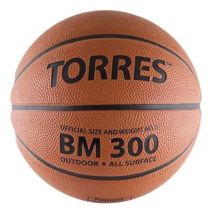Баскетбольный мяч Torres B00016 №6 brown