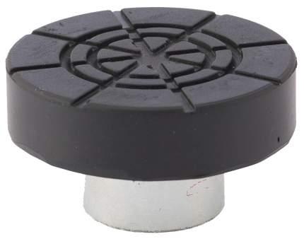 Адаптер для бутылочных домкратов с резиновой накладкой (диаметр штока 32мм)//Matrix 50909