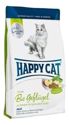 Сухой корм для кошек Happy Cat La Cuisine, домашняя птица, картофель, рис, яблоко, 0,3кг