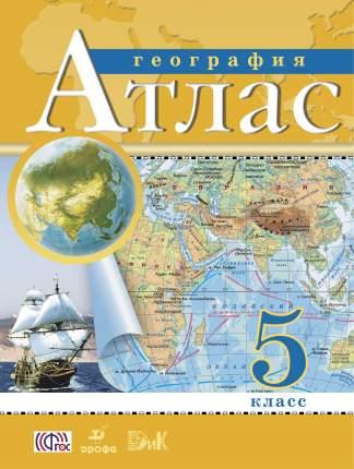 География, 5 класс Атлас