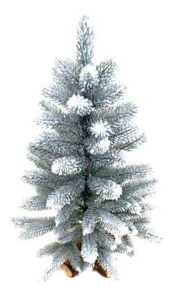 Ель искусственная Новогодняя сказка декоративная заснеженная 60 см