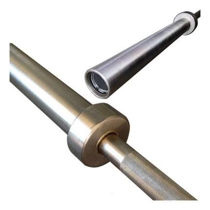 Гриф для штанги прямой DFC POB86-20NP-50 220 см, 50 мм