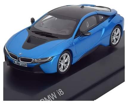 Коллекционная модель BMW i8 (i12) синий