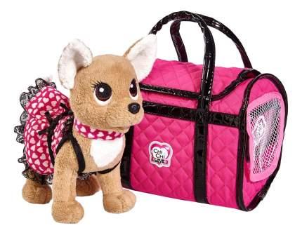 Мягкая игрушка собака Чихуахуа Париж Chi Chi Love 5893123