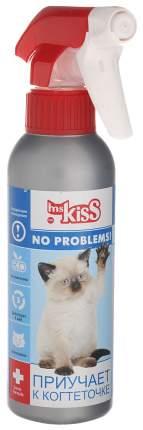 Отпугивающий спрей Ms. Kiss Приучает к когтеточке для кошек 200 мл
