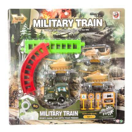 Железная дорога Military с техникой Gratwest Б79709